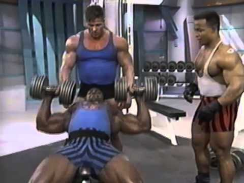 Flex Magazine Bodybuilding Video Series: Vol. 1: Shoulders, Back & Chest video