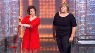 Anne Roumanoff et Michèle Bernier : Les Lentilles 2011