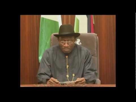 President Goodluck Jonathan of Nigeria Statement on UN Commission on Life-Saving Commodities