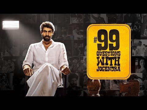 99 Questions with Jogendra | Nene Raju Nene Mantri | Rana Daggubati | Kajal | #NeneRajuNeneMantri thumbnail