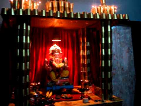 Friendly Home Decor on Ganeshotsav 2012  Ganpati Goes Green With Papier Mache   Worldnews Com