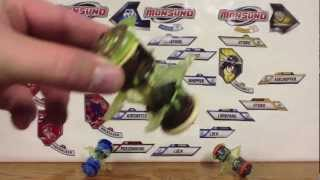 Wave 1 Monsuno Toy Opening - Wild Core Dust Surge