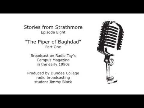 8 Piper of Baghdad