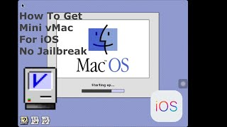 How To Get Mini vMac For iOS 11.x - Run Mac OS 7.5.5 With Color!