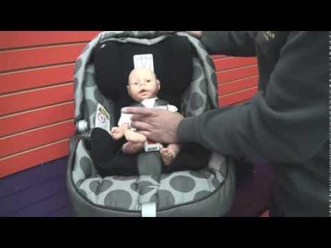 peg perego primo viaggio sip 30 30 infant car seat correctly placing child youtube. Black Bedroom Furniture Sets. Home Design Ideas