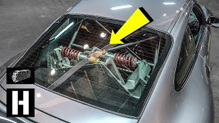 800hp Porsche 911 GT2 - With Backseat Suspension!?