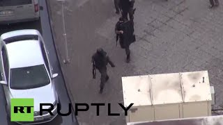 Turkey: Special forces enter Istanbul courthouse after prosecutor taken hostage Image