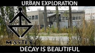 Liptovsky Mikulas - Abandoned factory for artifical fabrics - urbex -