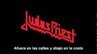 Judas Priest - Better By You, Better Than Me - Live Sub