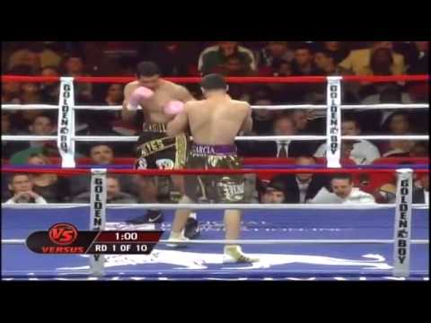 Danny Garcia Vs. Enrique Colin