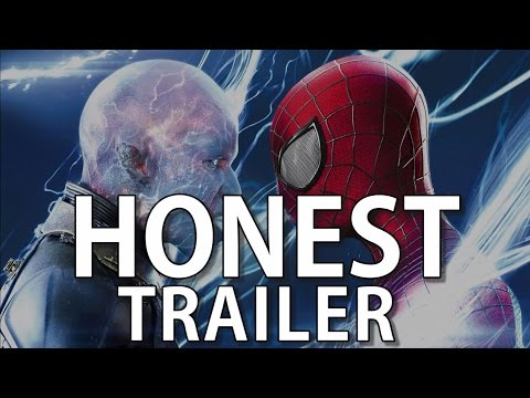 Honest Trailer - The Amazing Spider-Man 2