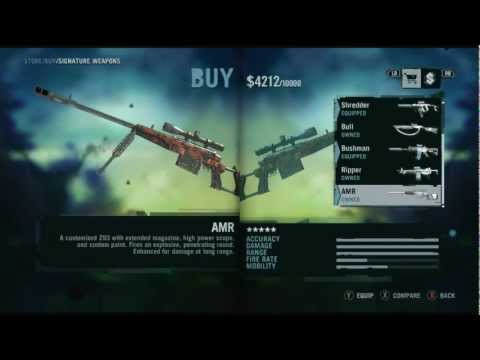 Far Cry 3 - All Weapons: Signature, Basic, & How to Unlock Each