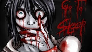 Очень страшный сериал.Jeff the killer