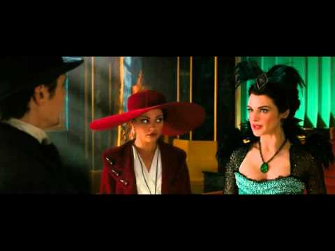 OZ UN MUNDO DE FANTASIA - Trailer HD