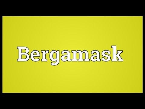 Header of bergamask