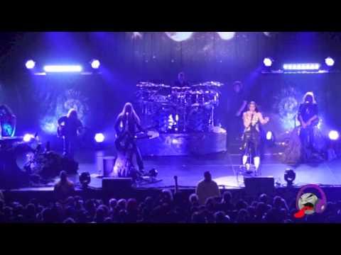 Nightwish - The Greatest Show On Earth Ch. 2 - Life (Live @ Hammerstein Ballroom - 04.09.2015)