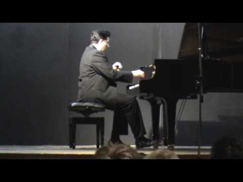 Suggestion Diabolique, Prokofiev, Piano Competition USA 2009