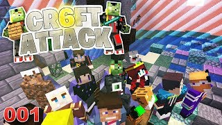 Craft Attack 6 - #001: ES GEHT LOS!
