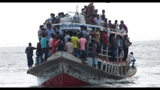 Live Launch Pinak 6 Ferry Accident Bangladesh (New Footage FULL HD)
