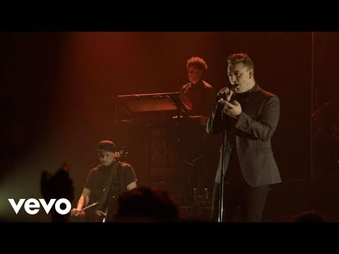 Sam Smith - I'm Not The Only One (VEVO LIFT Live)