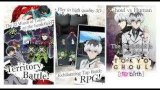 Tokyo Ghoul Re-Birth || Game Android Indonesia