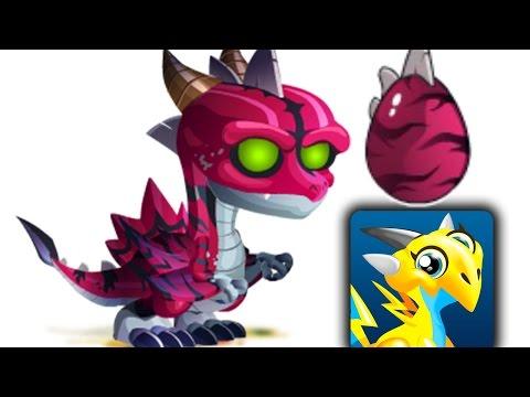 How to Get Predator Dragon 100% Real! Dragon City Mobile!