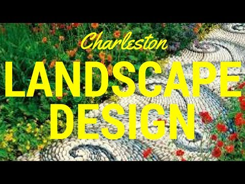 CHARLESTON RESIDENTIAL LANDSCAPE LANDSCAPERS DESIGN SOUTH CAROLINA SC SOUTHERN GREEN