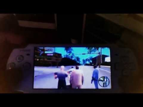 gta Vice City Stories de psp gameplay