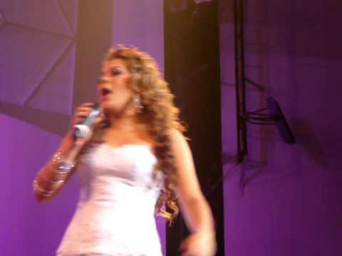 Margarita Henriquez Teleton 2008 Panama