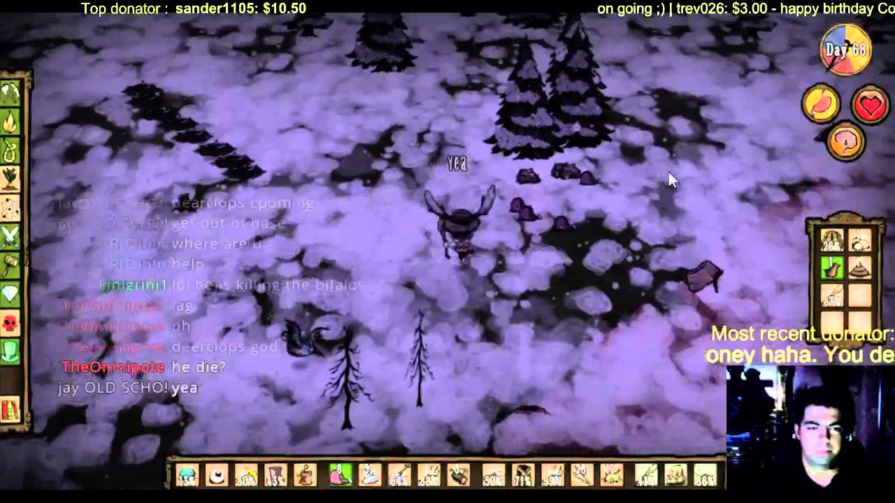 dont starve together how to find players name