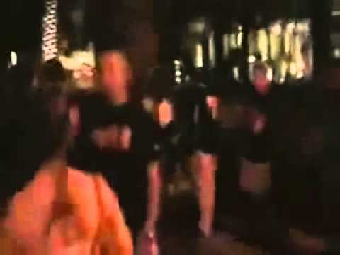 Police vs. FederalJack.com Reporter During Miami Beach Martial Law
