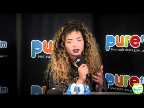 Pukkelpop 2014 : Ella Eyre, interview on Pure FM