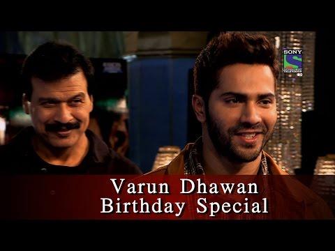 Varun Dhawan Birthday Special | CID thumbnail