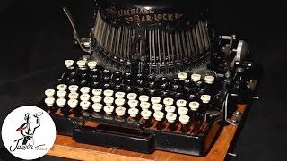 The Typewriter (In the 21st Century) (Official Trailer)