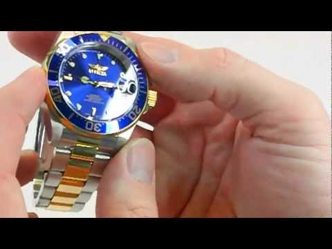 Invicta Automatic Pro Diver Watch Review