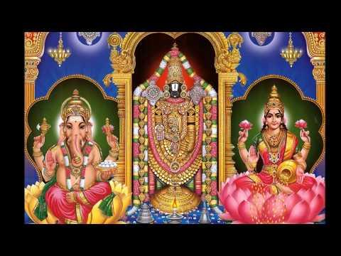 Sri Venkatesa Suprabhatam(Shree MahaVishnu) by M.S.Subbu Lakshmi...