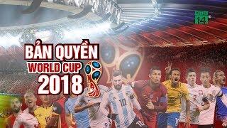 VTC14 | BLV Quang Huy nói về bản quyền World Cup 2018