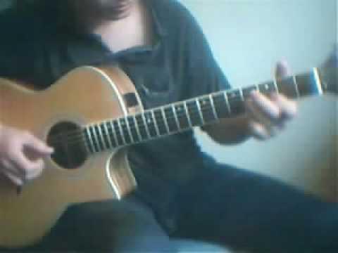 Adrian Legg - Queenie's Waltz (Fingerstyle Guitar)