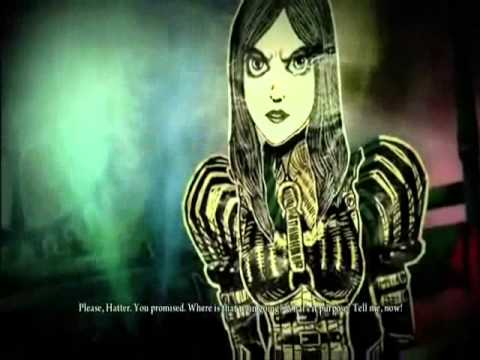 Alice Madness Returns Amv-evil Angel (contains Spoilers) video