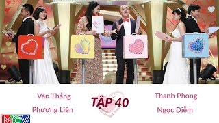 Văn Thắng - Phương Liên Và Thanh Phong - Ngọc Diễm | VỢ CHỒNG SON | Tập 40 |  140511