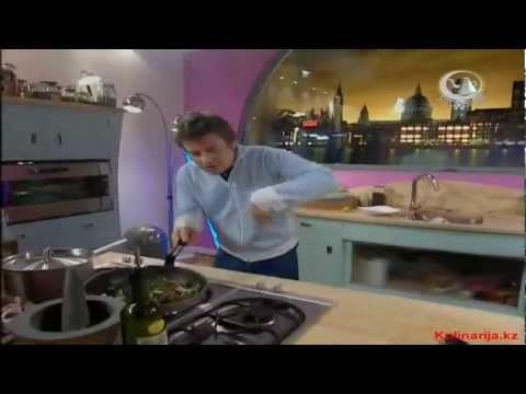 Жить вкусно с Джейми Оливером- Вегетарианский ужин