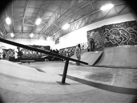 YOU WHEELS Mohawk & Marcus Marcoux skateparks throwback
