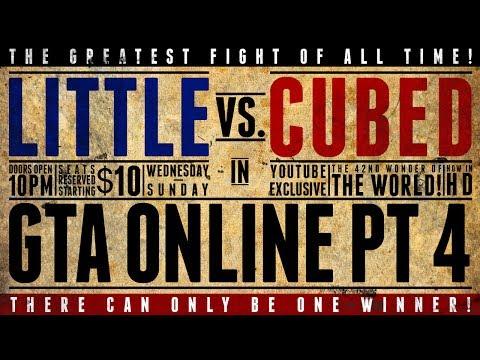 Little Vs. Cubed: Cargo Bobbing! – GTA Online