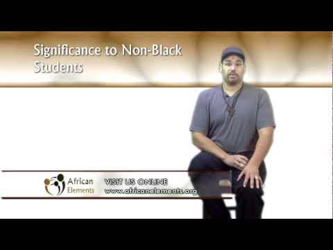 Episode 2 (Segment 3): Significance of Black Studies to Non-Black Students