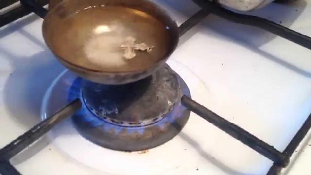 Как чистить серебро в домашних условиях крестик и цепочку