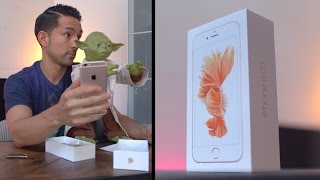 iPhone 6s Rose Gold Insanity!