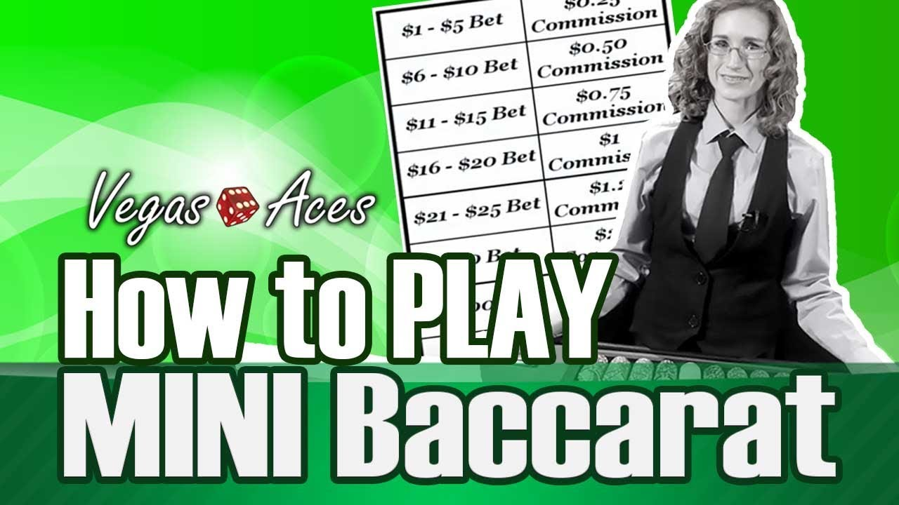 Play Live Mini Baccarat Online
