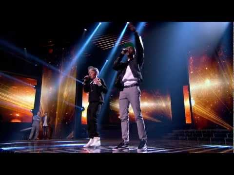 MK1 sing for survival - Live Week 3 - The X Factor UK 2012