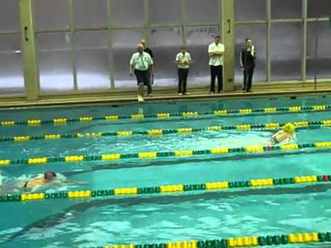 Revere at Firestone swimming 01/26/11