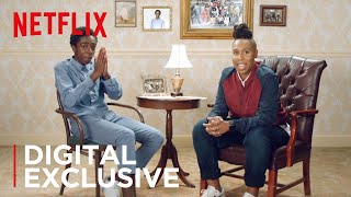 Digital Exclusive | Did We Just Become Best Friends: Caleb McLaughlin x Lena Waithe | Netflix
